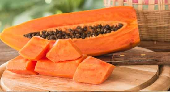 papaya for periods