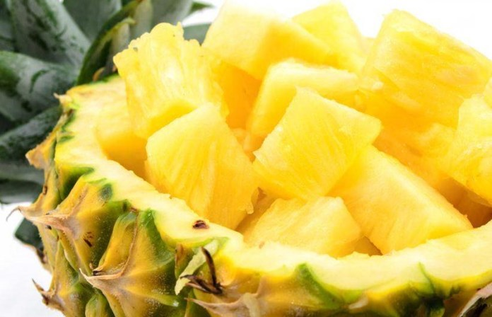 pineapple for periods